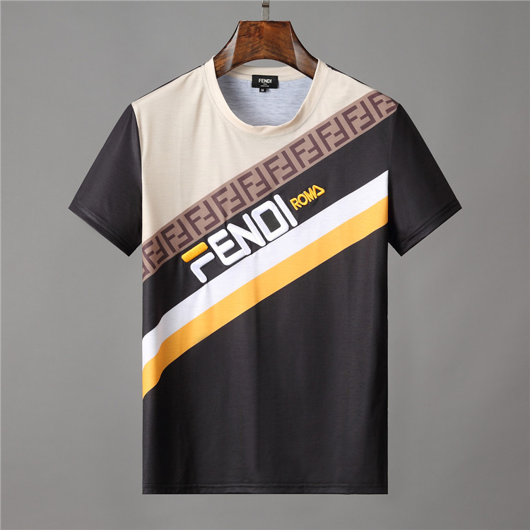 Fendi T-shirts men-F5114T