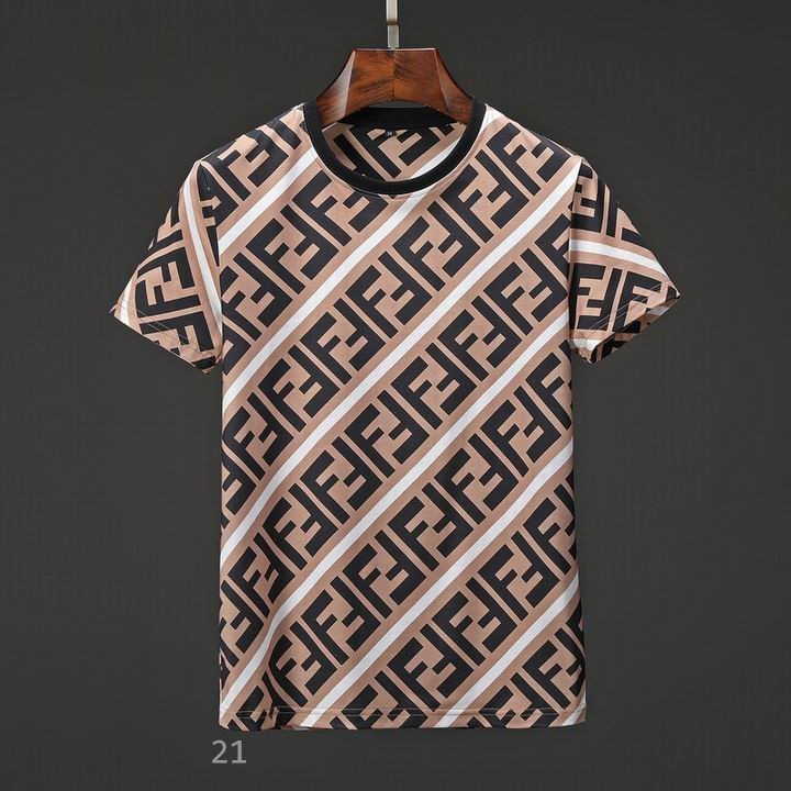 Fendi T-shirts men-F5118T