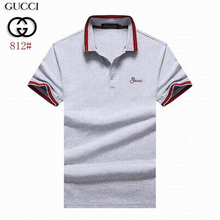 Gucci POLO shirts men-GG24357