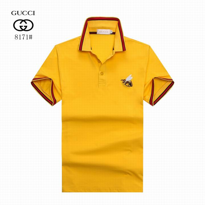 Gucci POLO shirts men-GG24367