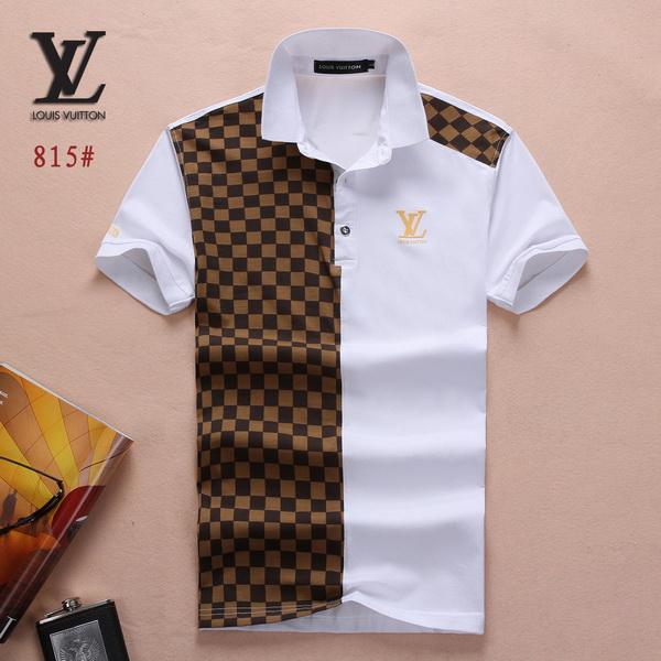 cheap Louis Vuitton POLO shirts for men