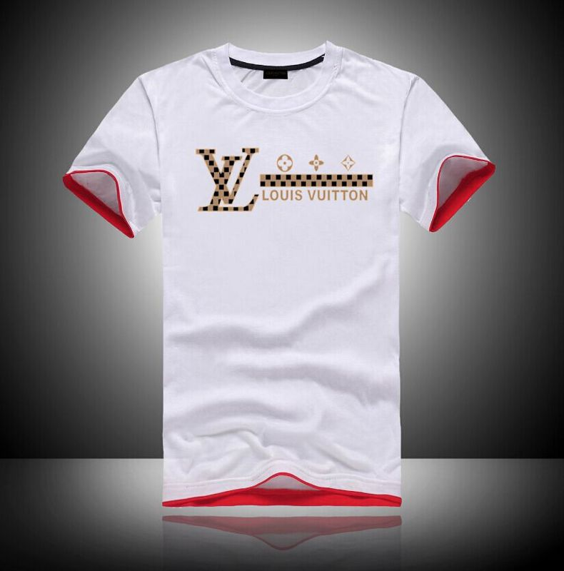 louis vuitton t shirts men lv13701 cheap shoes clothing. Black Bedroom Furniture Sets. Home Design Ideas