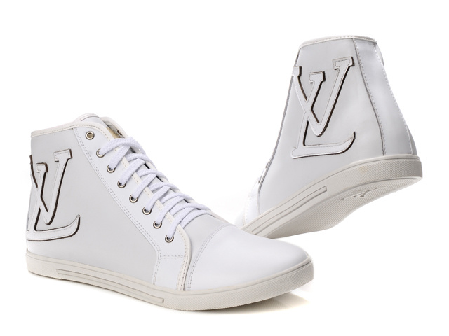 louis vuitton hightop sneakers menlv5960 cheap shoes