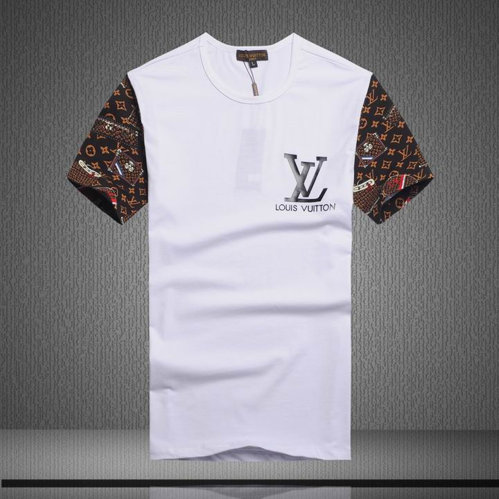 louis vuitton shortsleeve men tshirtslv18867 cheap