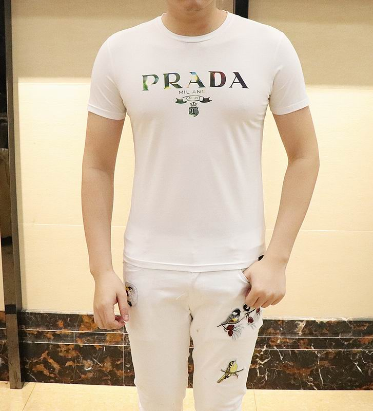Prada T-shirts men-P2802T