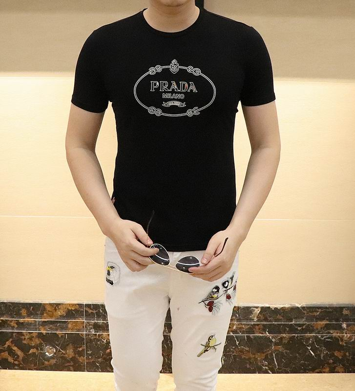 Prada T-shirts men-P2803T