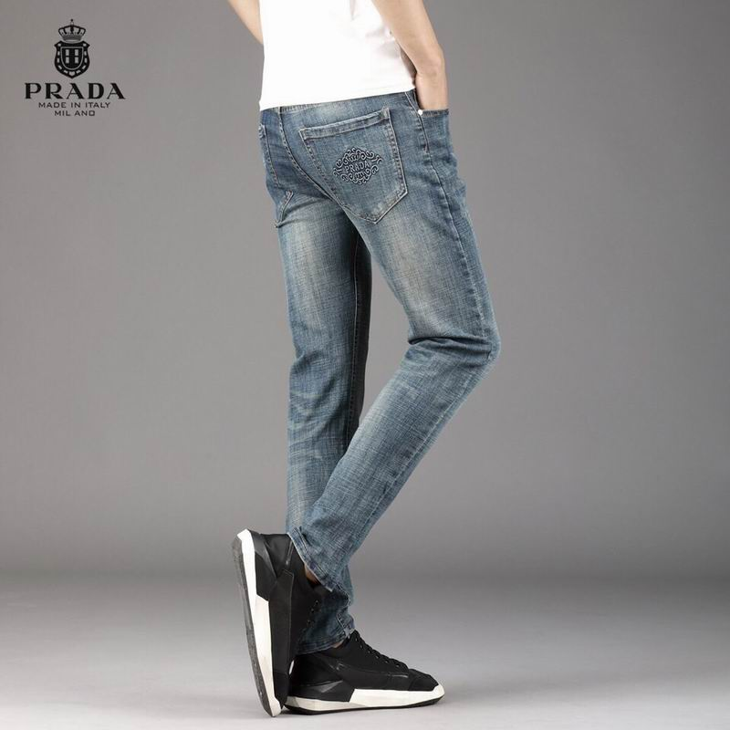 Prada long jeans men-P5902J