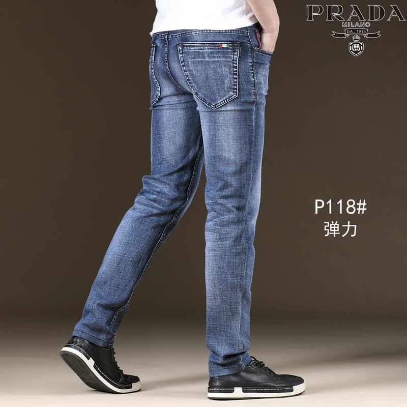 Prada long jeans men-P5903J