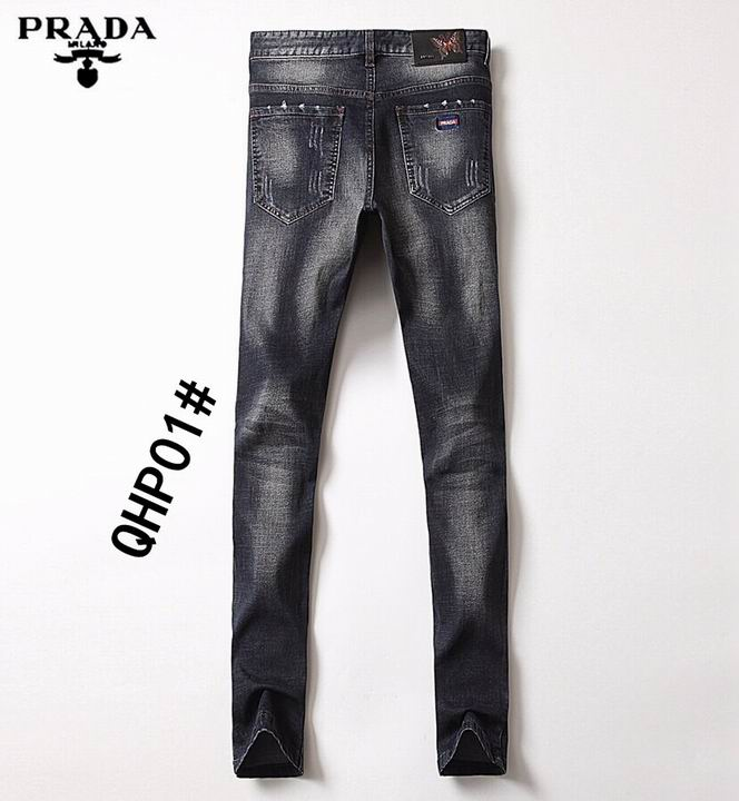 Prada long jeans men-P5904J