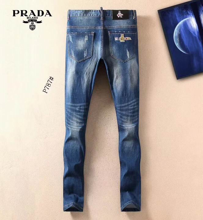 Prada long jeans men-P5906J