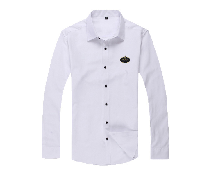 Prada men shirts-P1611S