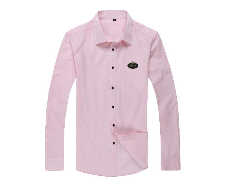 Prada men shirts-P1612S