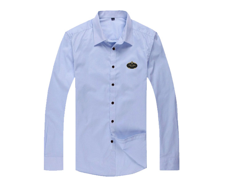 Prada men shirts-P1614S