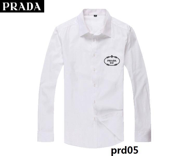 Prada men shirts-P1615S