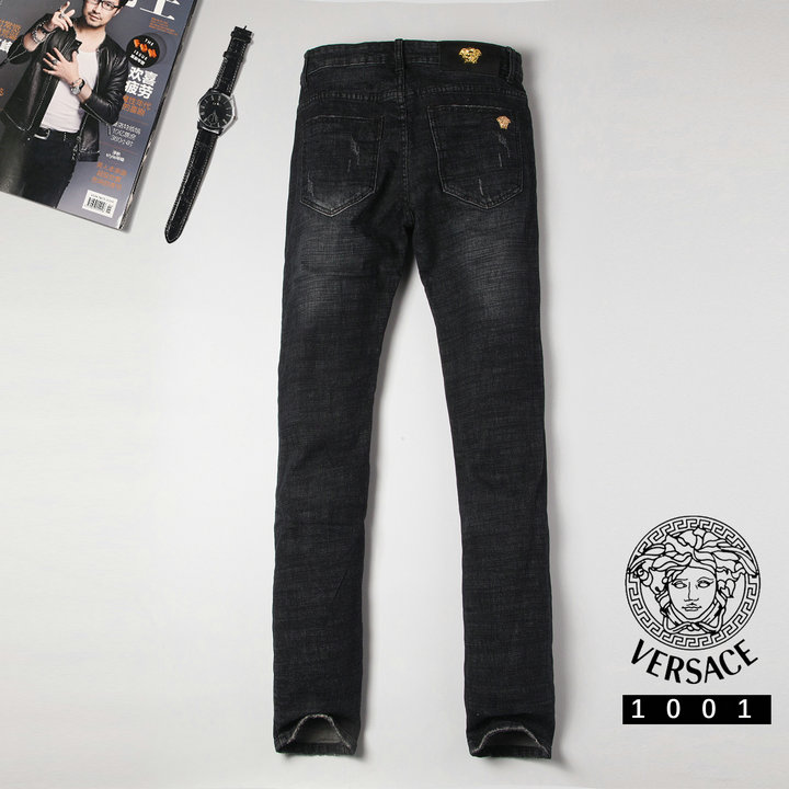 Versace long jeans men-VJ5661