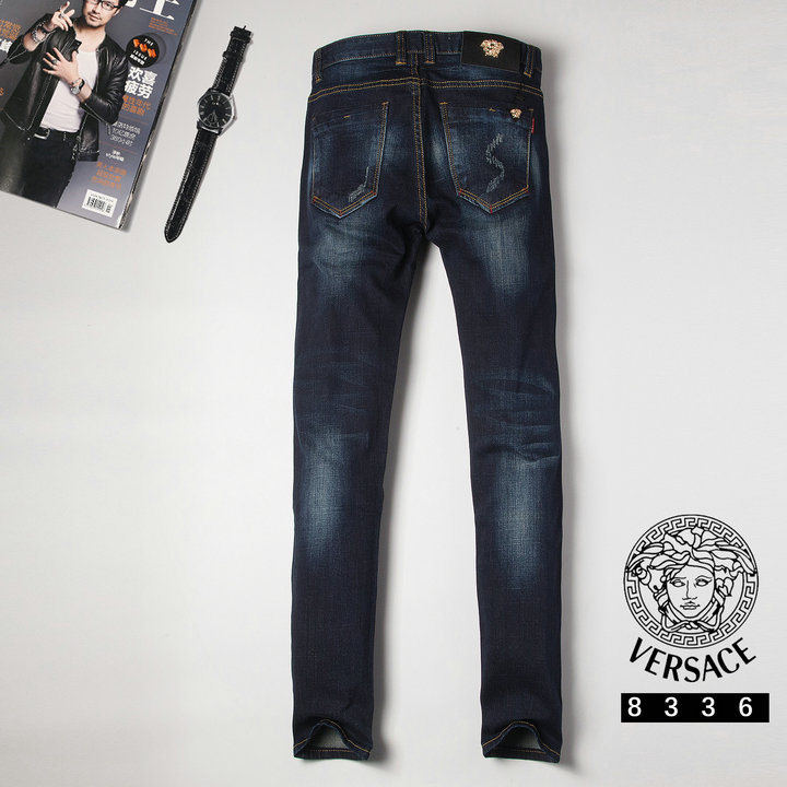 Versace long jeans men-VJ5662