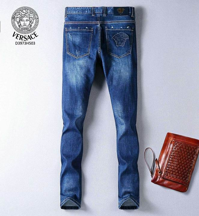 Versace long jeans men-VJ5665