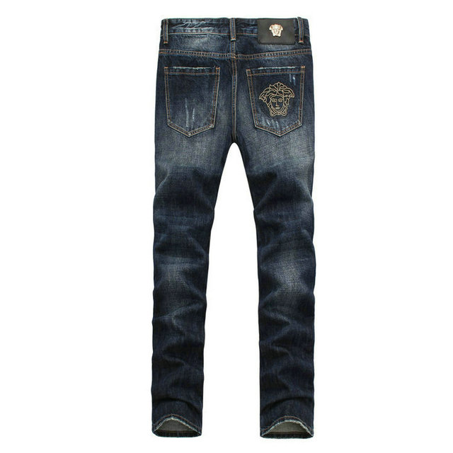 Versace long jeans men-VJ5666