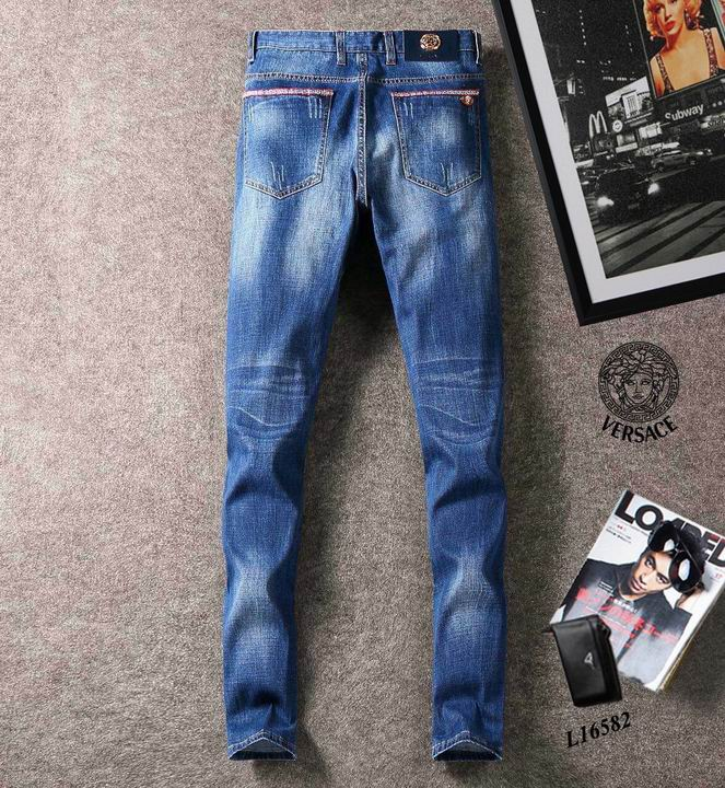Versace long jeans men-VJ5671