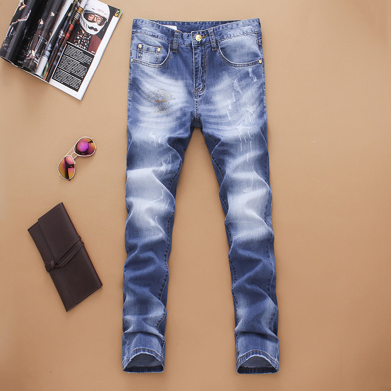 Versace long jeans men-VJ5673