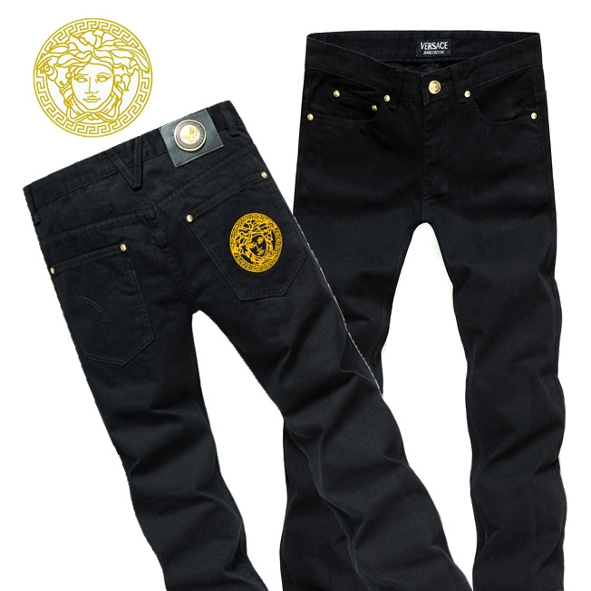 Versace long jeans men-VJ5676