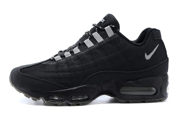 air max 95 PRM tape shoes women-black