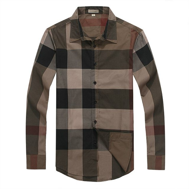 Burberry men shirts-B19599