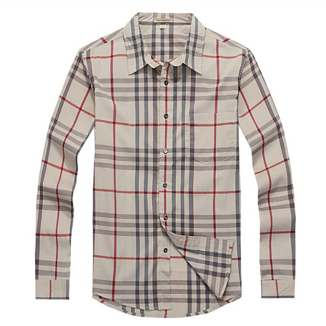 Burberry men shirts-B19600