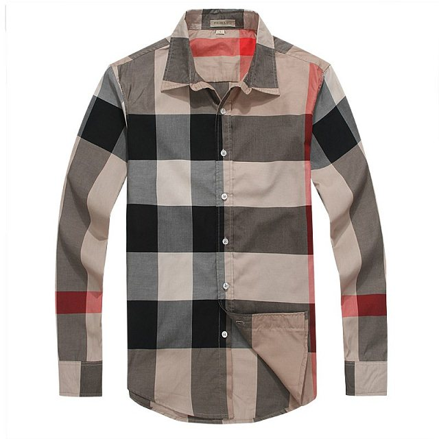 Burberry men shirts-B19601
