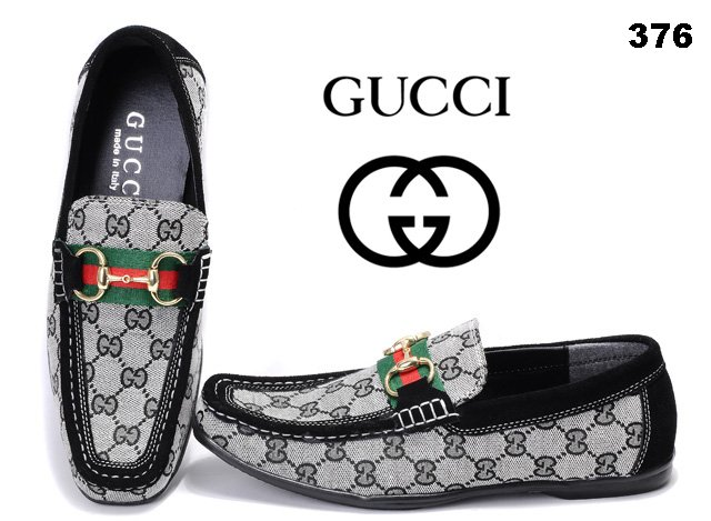 men's Gucci casual sneakers-GG376T