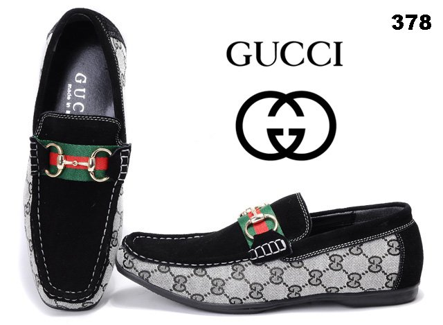 men's Gucci casual sneakers-GG378T