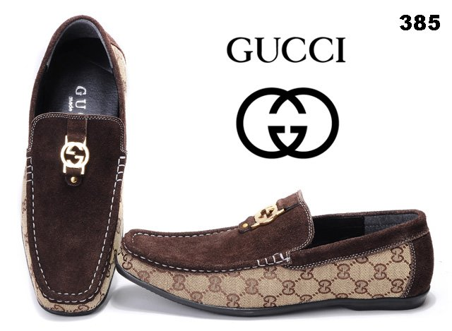 men's Gucci casual sneakers-GG385T
