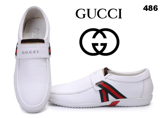 men's Gucci casual sneakers-GG486T