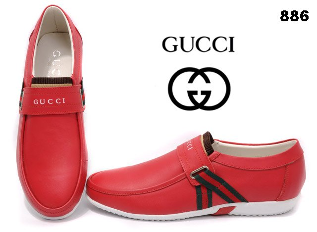 men's Gucci casual sneakers-GG886T