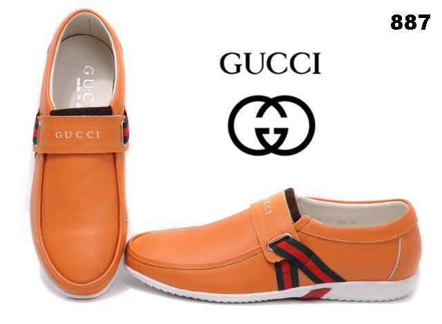 men's Gucci casual sneakers-GG887T