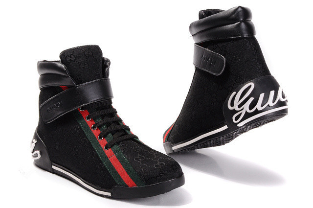 Gucci high-top shoes men-GG15886