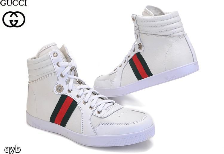 Gucci high-top shoes men-GG3903T