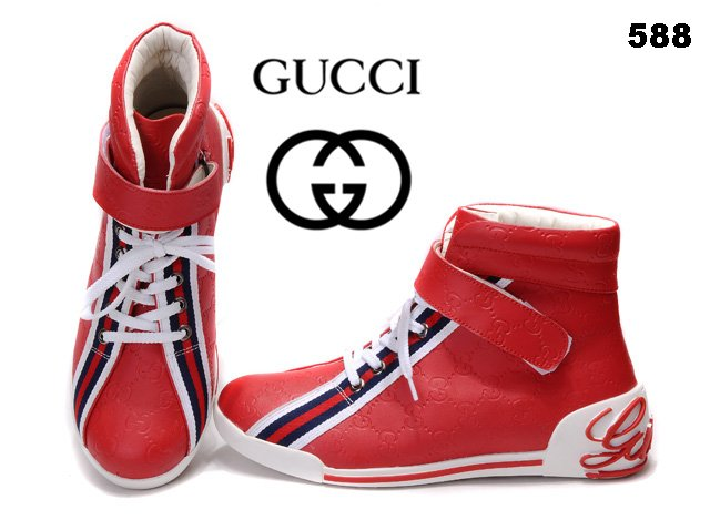 Gucci high-top shoes men-GG5881T