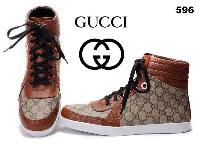 Gucci high-top shoes men-GG5961T