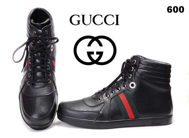 Gucci high-top shoes men-GG6001T