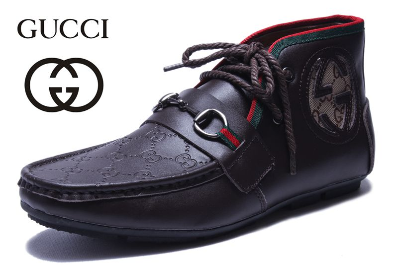 Gucci high-top sneakers men-GG1569A