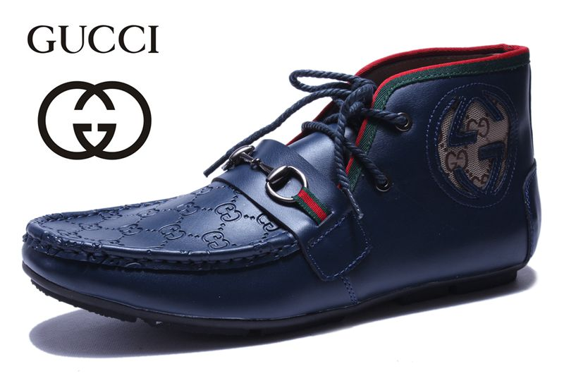 Gucci high-top sneakers men-GG1579A