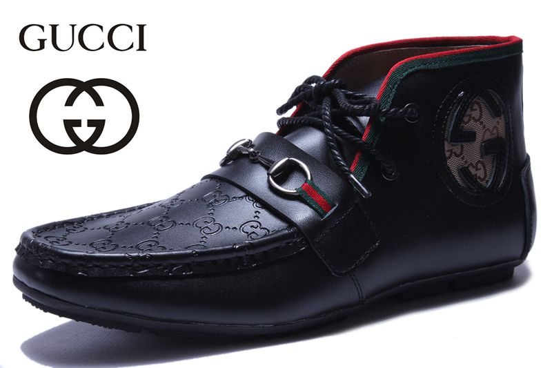 Gucci high-top sneakers men-GG1580A