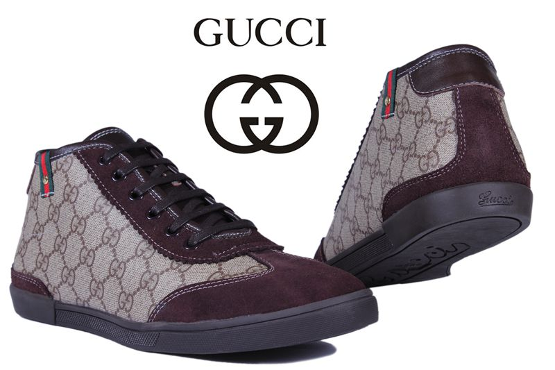 Gucci high-top sneakers men-GG5819A