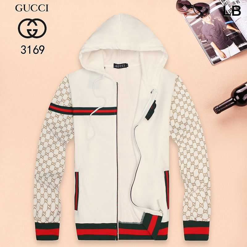 Gucci hoodies men-GG27476