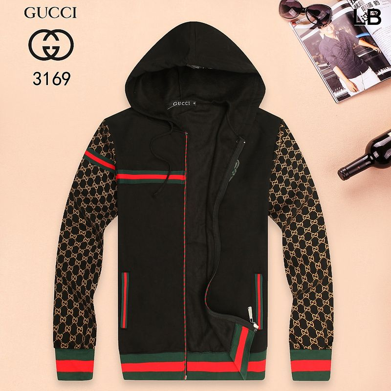 Gucci hoodies men-GG27478