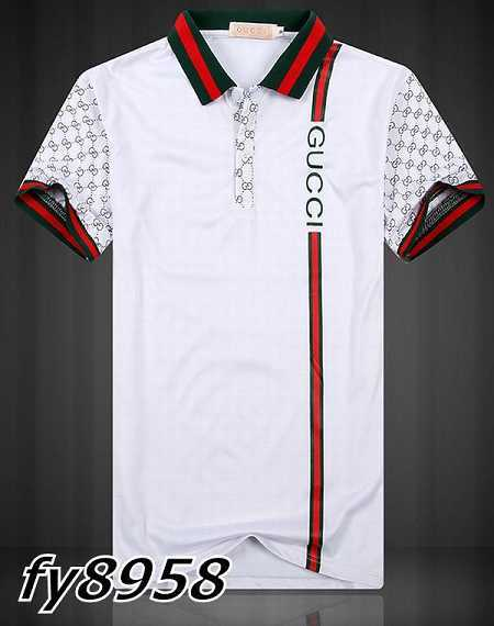 Gucci POLO shirts men-GG8956F