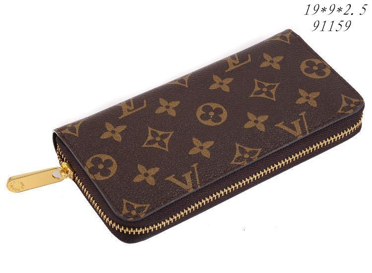Louis Vuitton boutique wallets-LV001B
