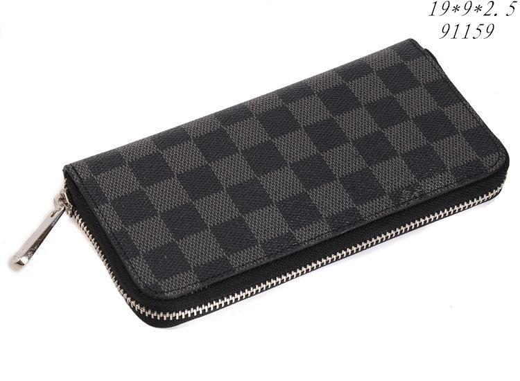 Louis Vuitton boutique wallets-LV002B