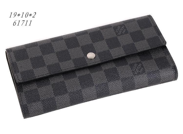 Louis Vuitton boutique wallets-LV006B